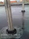 Герметизация вентиляционных каналов и фановой трубы